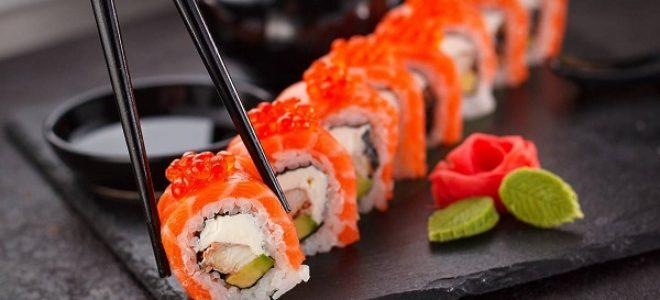 Cursos para hacer sushi