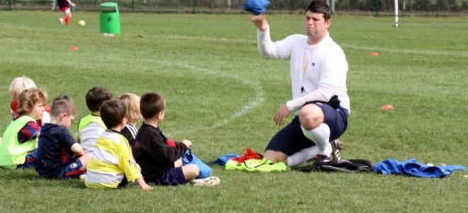 Cursos para ser entrenador de fútbol